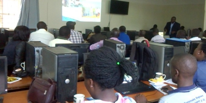 Climate Change  Change Short Courses at Makerere University
