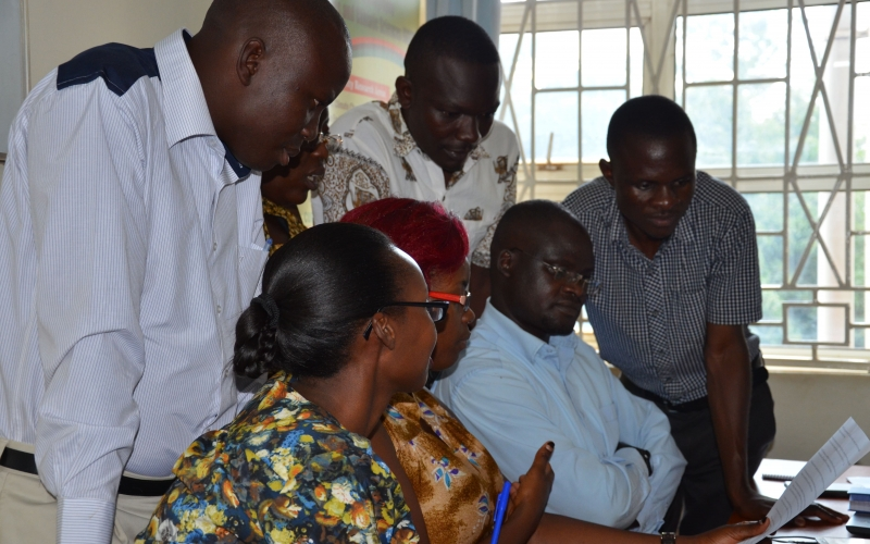 Uganda Makerere University - MUCCRI Natural Resource Short Course Image